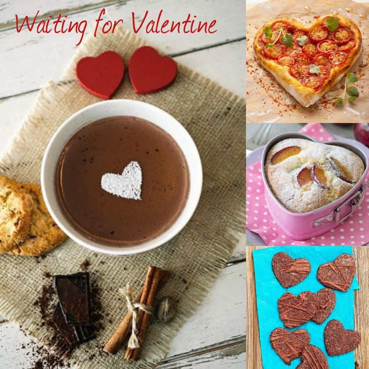 Romantic recipes for the sweetiest day of the year!