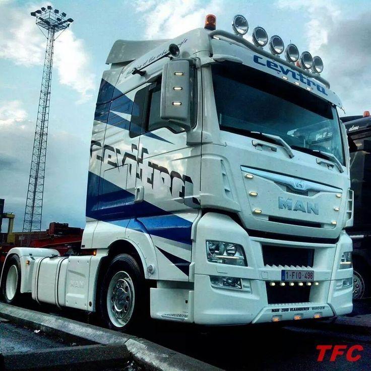 White TGX