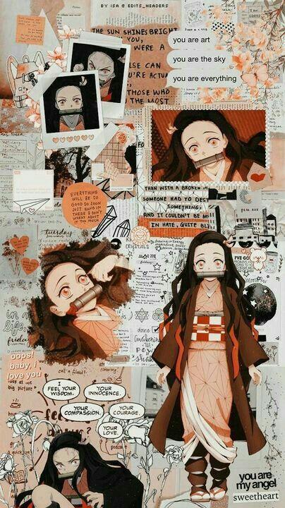 Nezuko Wallpaper Cute anime wallpaper, Anime wallpaper
