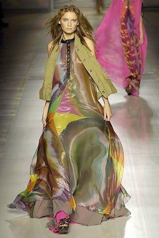 Etro Spring 2008 Ready-to-Wear Collection Photos - Vogue