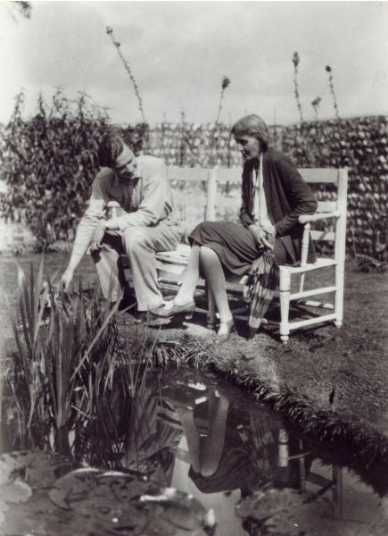#Virginia #Leonard #Woolf #MonksHouse
