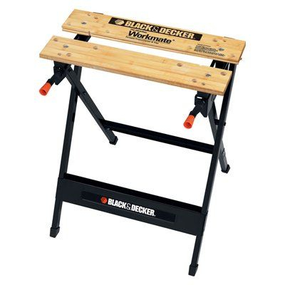BLACK + DECKER 30-in Workmate X-Frame Portable Project Center and Vise