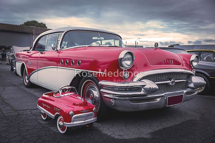 Vintage & Classic Cars by RoseMeddings