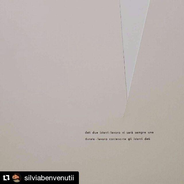 #Repost @silviabenvenutii  Dettaglio - Vincenzo Agnetti @biennaledisegno #marziani #mybiennalern #biennaledeldisegno #rimini
