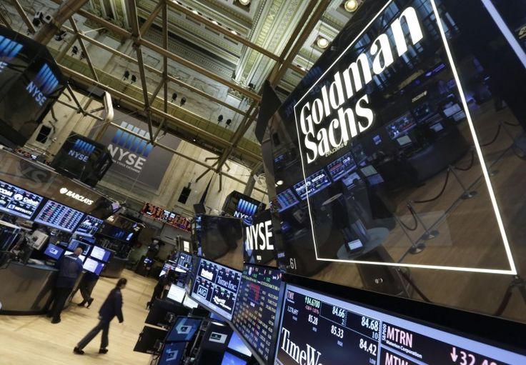 Goldman Sachs: Βουτιά 56,3% στα κέρδη το πρώτο τρίμηνο