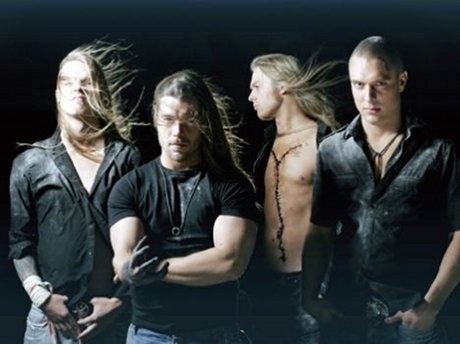 Stam1na. One of the best groups playing Finnish metal.