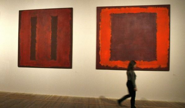 Mark Rothko: a brilliant artist, a complicated life