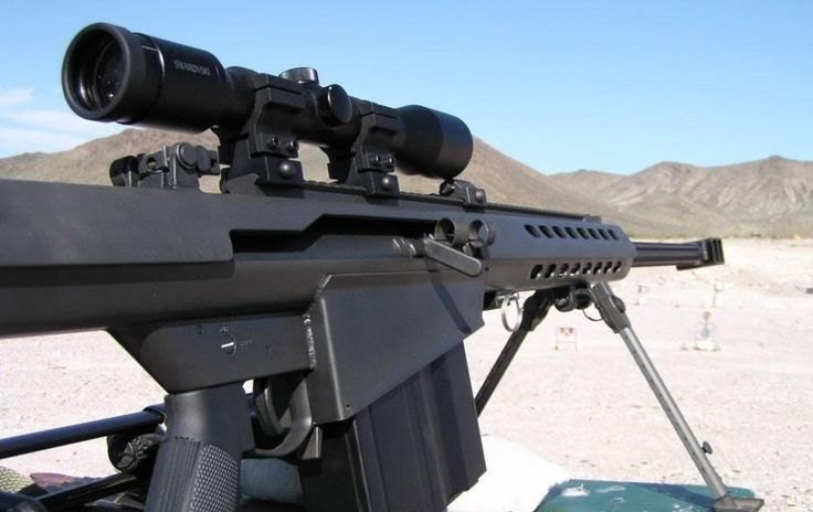 desert storm 50 caliber | 50 cal. Barrett M82/M107 - Laughterizer