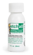 etchAll etching creme to use with silhouette cameo