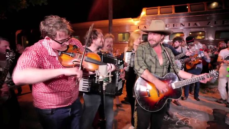 """This Train Is Bound For Glory""- Mumford and Sons, Edward Sharpe - The Old Crow Medicine Show, New Orleans"