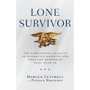 """Lone Survivor"" by Marcus Luttrell"