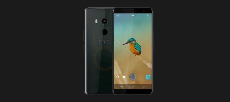 HTC U11+ Smartphone Review