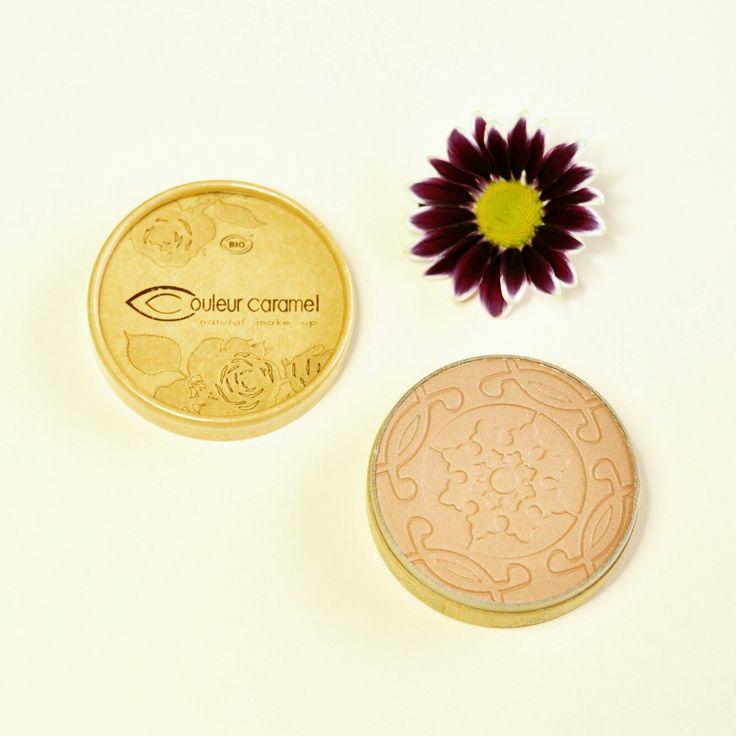 Pięknie wypiekany bronzer Couleur Caramel 💖