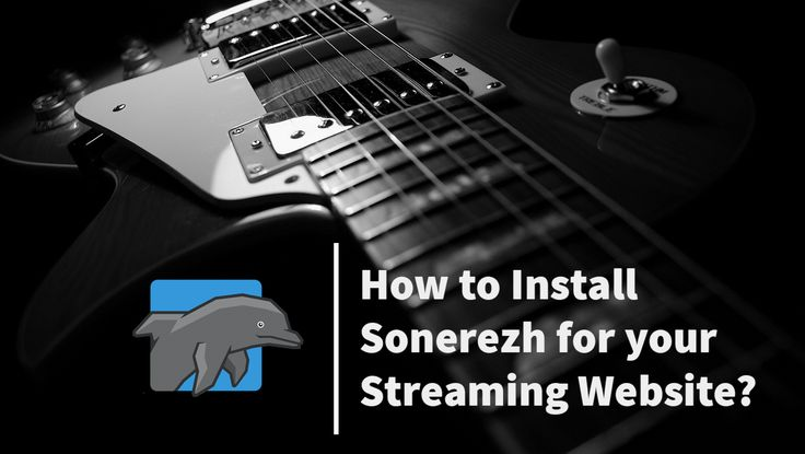 How to install Sonerezh on cPanel for your streaming site?