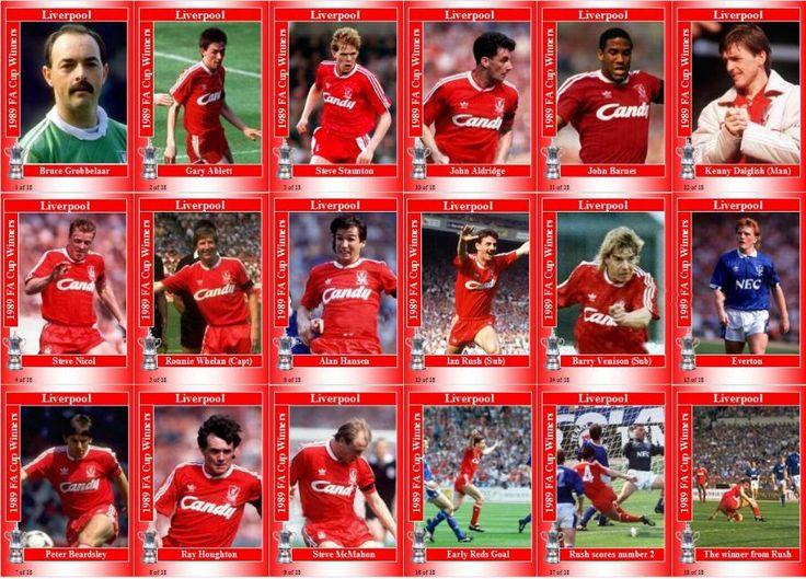 FA Cup Winners - 1989