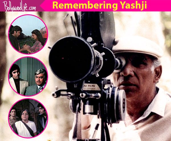 Remembering Yash Chopra – 5 movies that show the legend was not all about Swiss Alps, chiffon sarees and Shah Rukh Khan #FansnStars