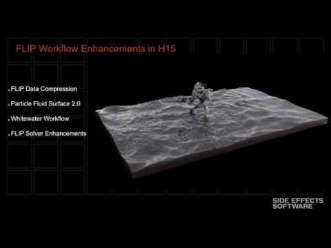 Houdini 15 - FLIP Workflow Enhancements HD - YouTube