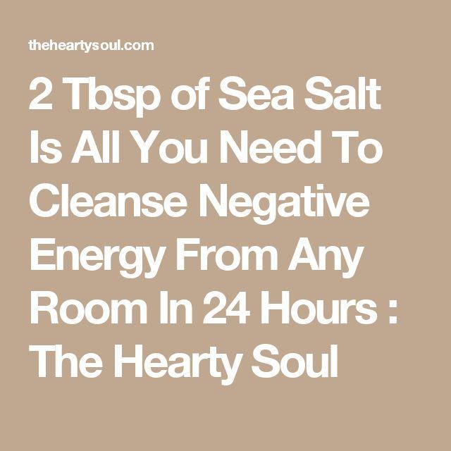 Best 25 Removing Negative Energy Ideas On Pinterest