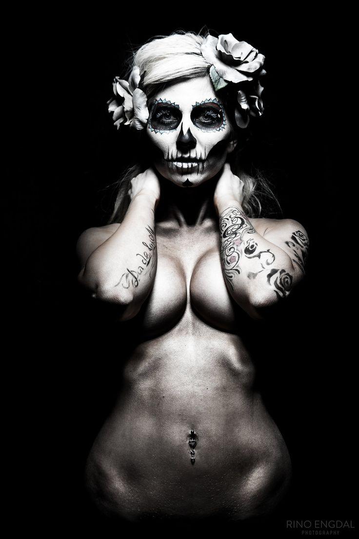 Dia de Los Muertos by *Ida-Astero on deviantART
