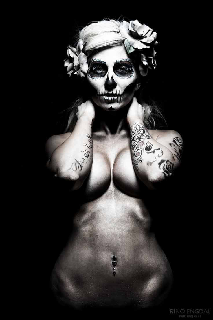 Pity, that Day of the dead girls nude me, please