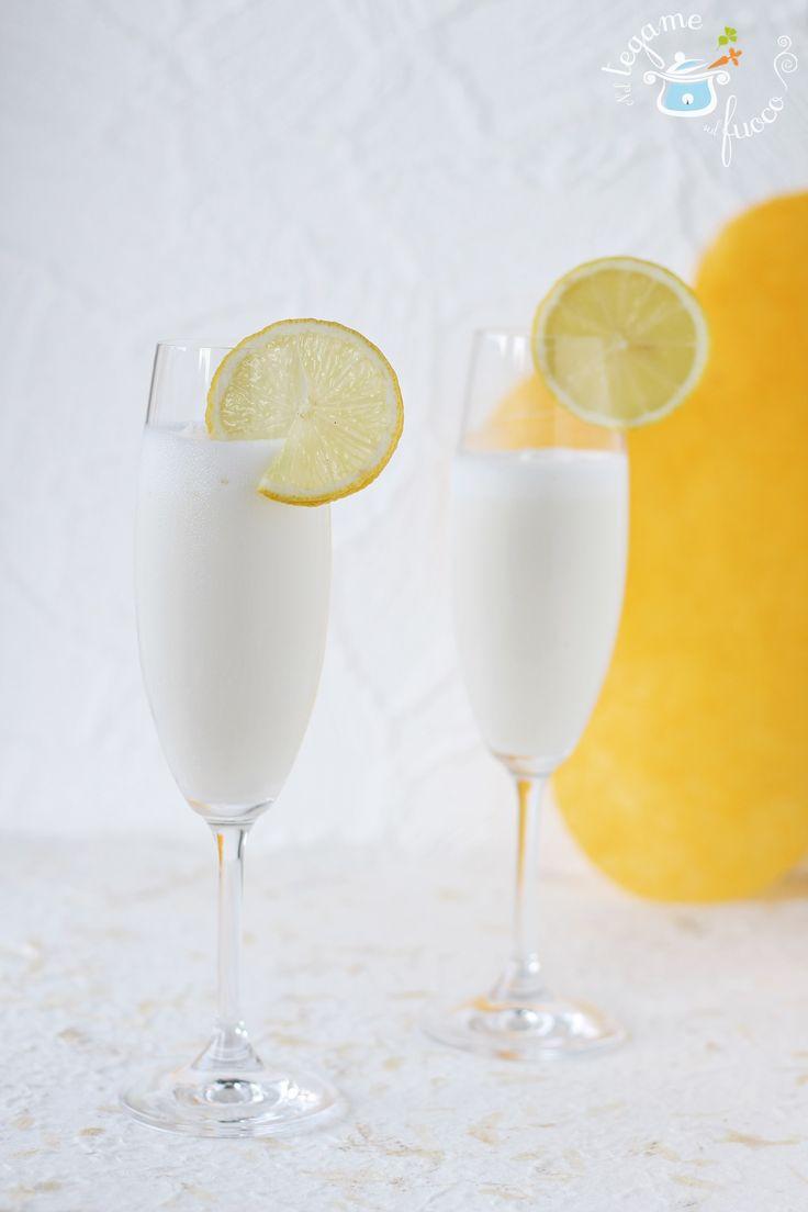 Sgroppino al limone