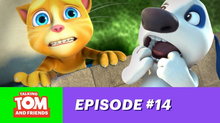 Talking Tom and Friends ep.14 - Think Hank xo, Talking Angela #TalkingAngela #TalkingTom #MyTalkingAngela #LittleKitties #TalkingFriends #TalkingBen #TalkingHank #TalkingGinger