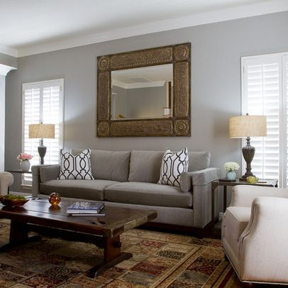 Sherwin Williams Pussywillow Design Ideas, Pictures, Remodel, and Decor