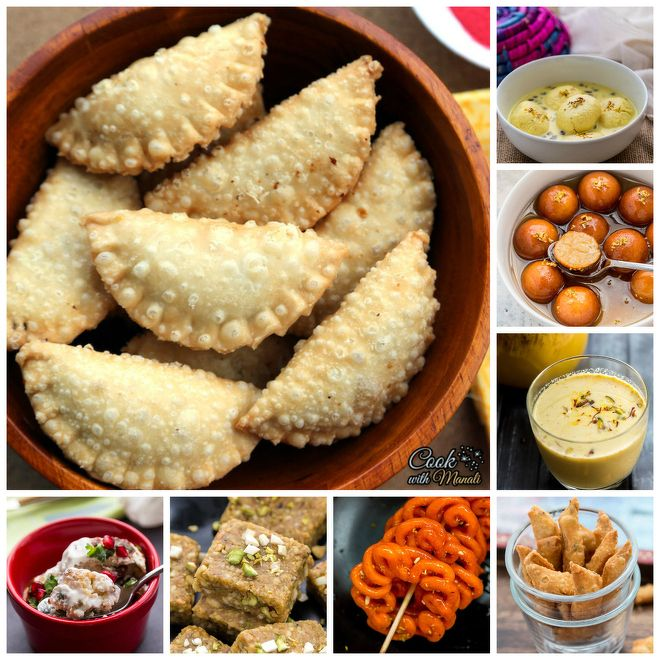 12 Holi Recipes That You Must Make! - Cook With Manali