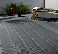 LAME DE TERRASSE COMPOSITE COLORIS GRIS / Magasin de Bricolage Brico Dépôt de ESSEY LES NANCY