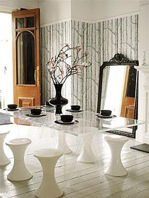 74 best acrylic, lucite, and chinoiserie images on pinterest