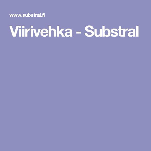 Viirivehka - Substral