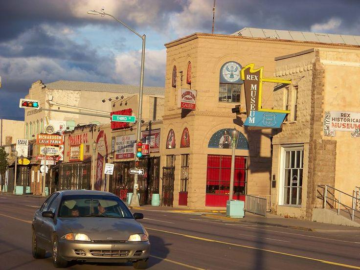 Route 66, Gallup New Mexico