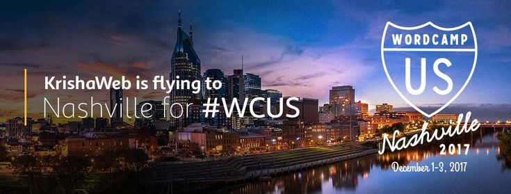WordCamps are the WordPress Community events organized by the dedicated team of the volunteers. It is the best part of the awesome WordPress Community. WordCamp US is no different.