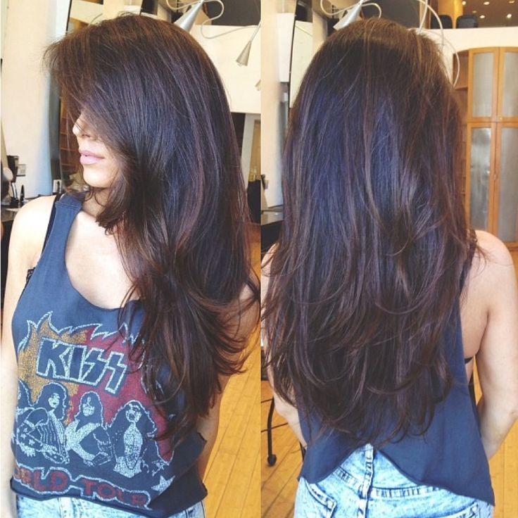 #Women #Beauty #Beautiful #Long #Hair #Girls #Fashion #Ciao #Bella #Venus #Style