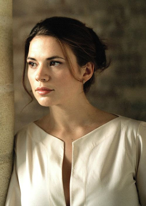 Hayley Atwell - Could be a great Elizabeth, or Charlotte