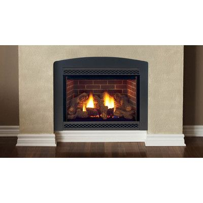 Majestic Fireplace R/T Vent Convertible Direct Vent Gas Fireplace Fuel Type: Propane Gas 500DVMPSC,    #MajesticFireplace,    #500DVMPSC,    #GasFueledFireplaces