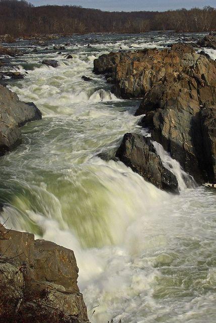 Great Falls of the Potomac,VA