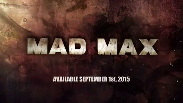 MAD MAX - Exclusive Content Trailer (PS4) [Game Trailer]