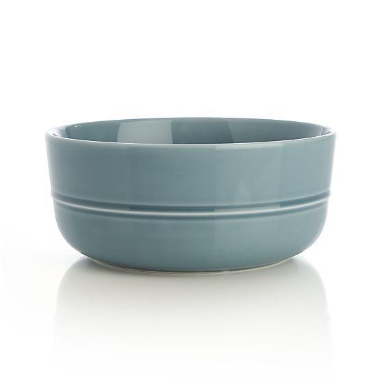 Hue Blue Bowl  | Crate and Barrel
