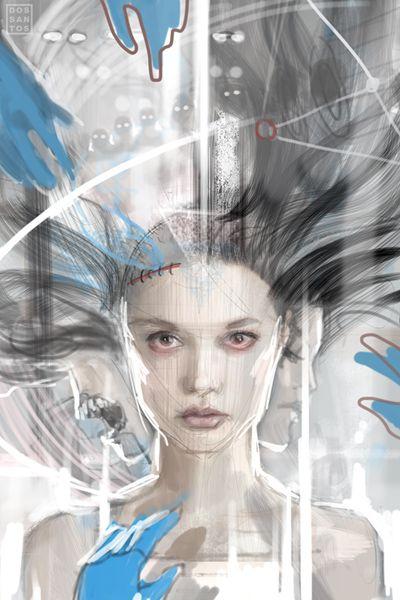 'Serenity' Comic Artist Walks Us Through Creating A Cover -  | MTV.com