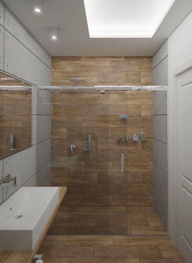 Badezimmer Ideen Begehbare Dusche Badkamer Wanden