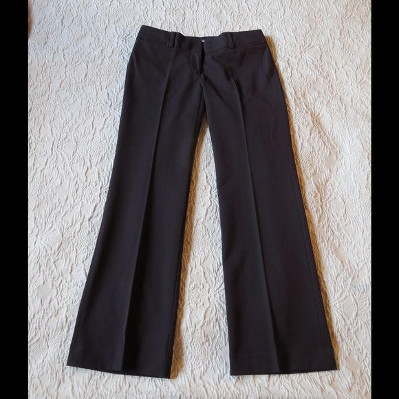 "New Anne Taylor Loft Plum Pants New Anne Taylor Loft Plum Pants Zipper Pants Size 2 Petite Marisa Inseam 30"" Waist 30"" 62% Polyester 33% Viscose 5% Spandex No Trades (001J002) Ann Taylor  Pants Trousers"