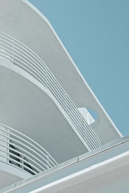 Art Deco Miami Beach on Behance