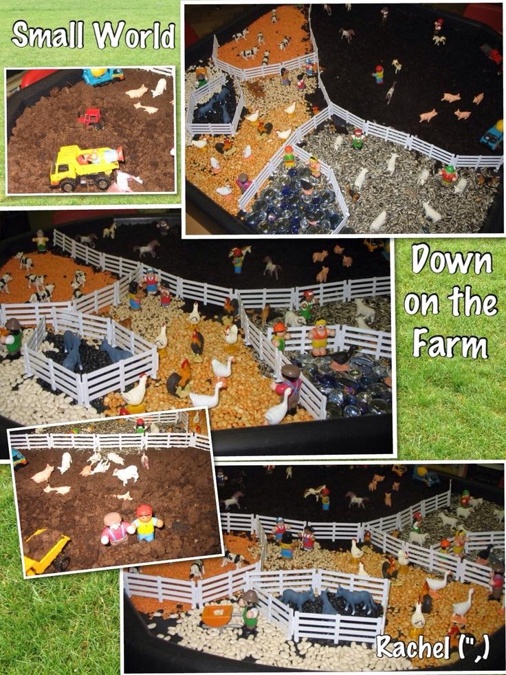"""Down on the Farm by Rachel ("""",)"""