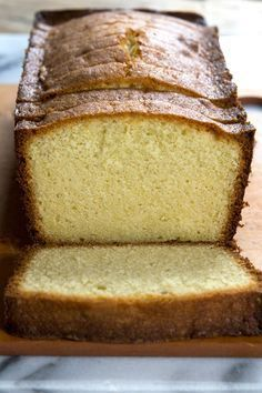 Low Carb LCHF Cream Cheese Pound Cake | FitToServe
