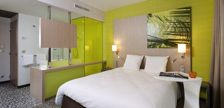 Les Chambres de l'Hôtel Ibis Styles Troyes