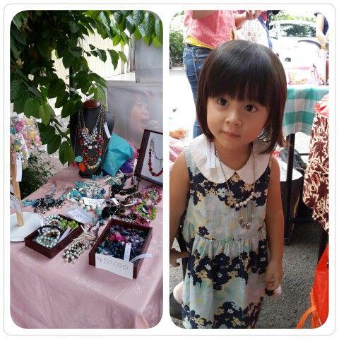 Bazaar at Kids Campus, Kelapa gading, Jakarta