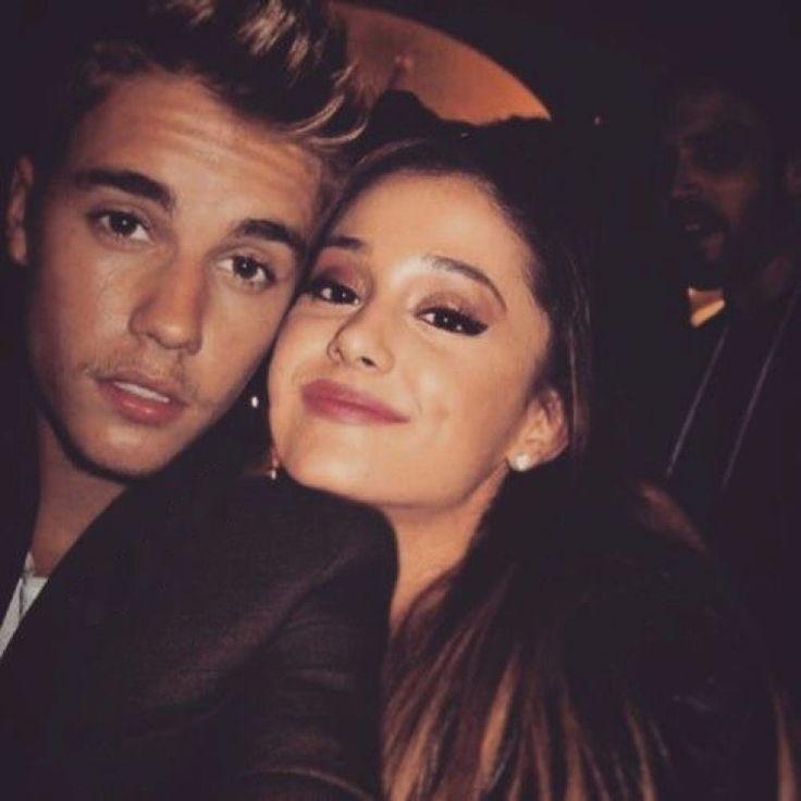 Ariana grande et justin bieber