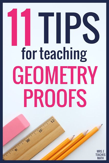 Need help teaching high school geometry proofs?  These tips and activities will help students understand how to write proofs and will keep them engaged!