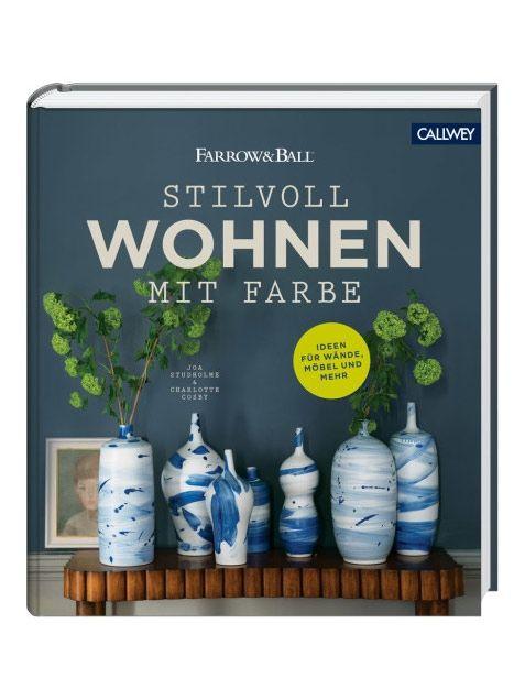 Stilvoll Wohnen mit Farbe | erschienen im Callwey Verlag